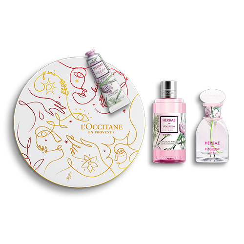 Duft-Geschenkbox Herbae par L'OCCITANE L'Eau
