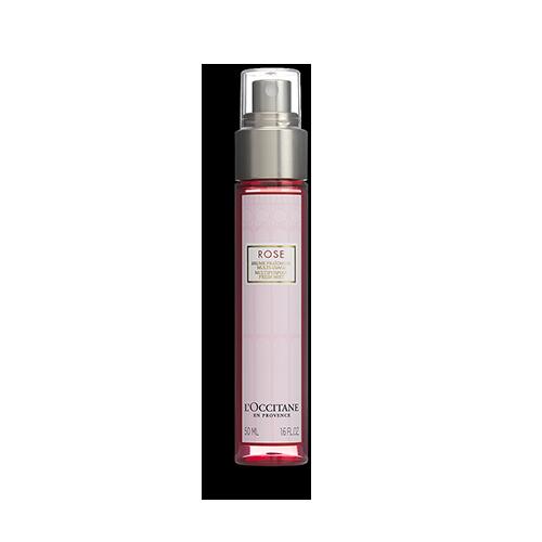 Erfrischendes Gesichtsspray Rose 50 ml