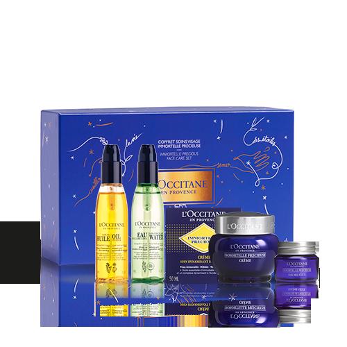 Gesichtspflege-Geschenkbox Immortelle Précieuse – Erste Anti-Aging-Pflege