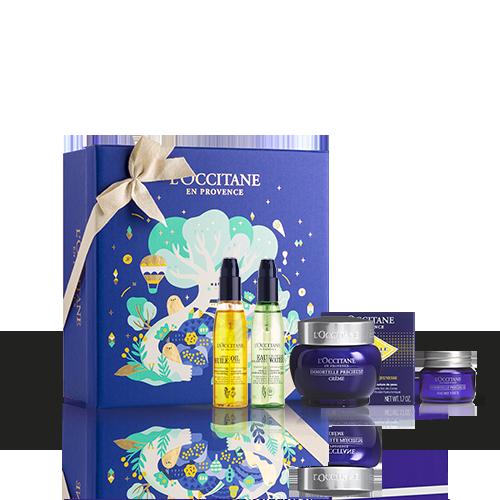 Gesichtspflege-Geschenkbox Précieuse-Routine