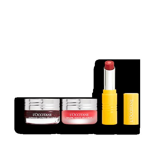 Lippenpflege-Set Red-Y to Play