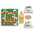 Mandel Glättende & Straffende Körperpflege-Geschenkbox Premium
