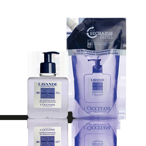 Duo Lavendel Handwaschgel