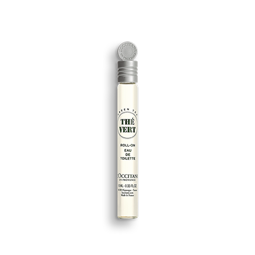 Grüner Tee Eau de Toilette Roll-On 10ml