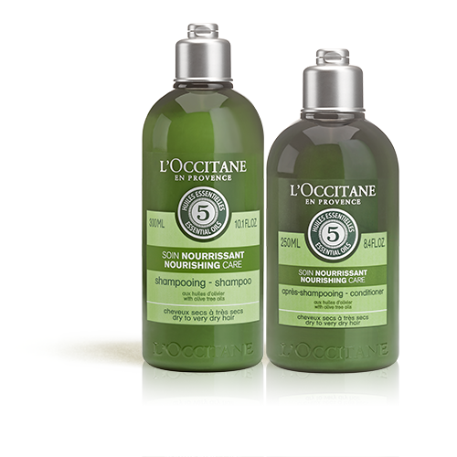 Duo Intensive Pflege Shampoo und Haarspülung