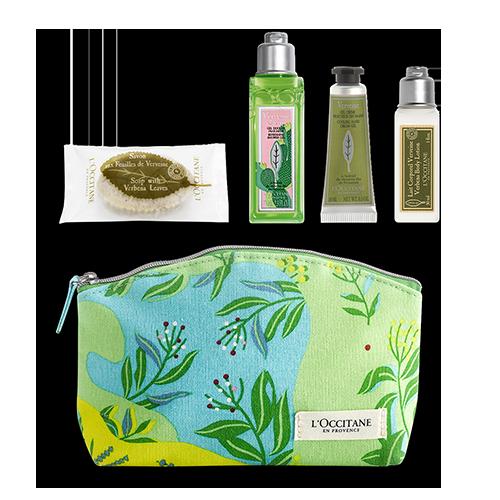 Körperpflege-Täschchen Provence