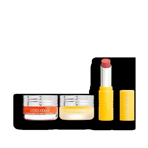Lippenpflege-Set Provence Sunset