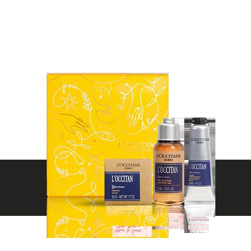 Mini-Körperpflege-Geschenkbox L'Occitan
