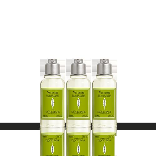 Trio Verbene Hygiene-Handgel