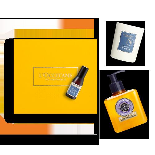 Wellness-Geschenkbox Entspannung