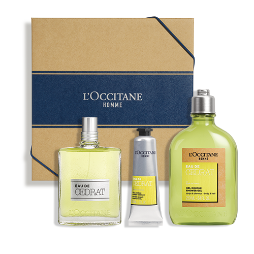 Eau de Cedrat Collection