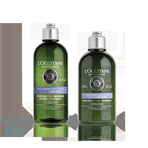 Gentle & Balance Hair Care Duo