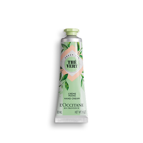L'Occitane Green Tea Hand Cream