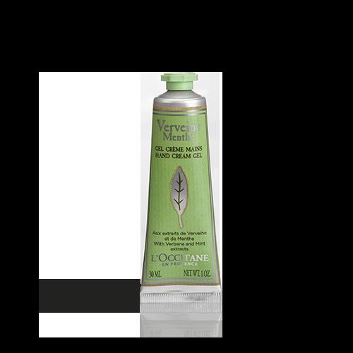 Mint Verbena Hand Cream Gel