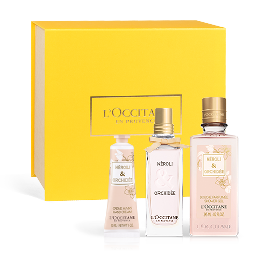 Néroli & Orchidée Luxury Collection