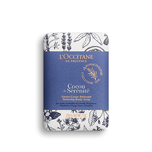 Relaxing Scented Soap