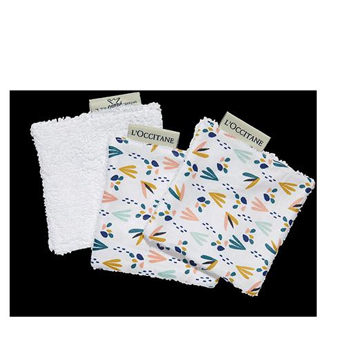 Reusable Cotton Pad Trio