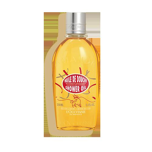 Almond Shower Oil (2021 CNY)