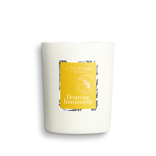 Douceur Immortelle Uplifting Candle