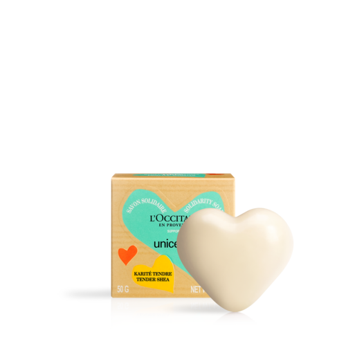 Shea Butter Solidarity Soap Tender Honey