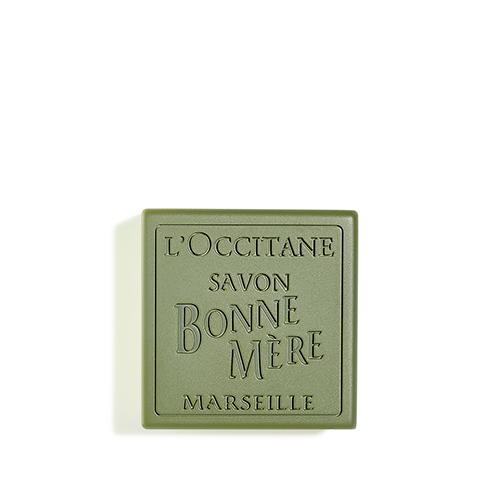 Bonne Mère Rosemary & Clary Sage Soap