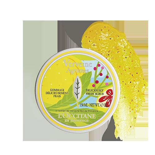 Citrus Verbena Delicious Fresh Scrub | L'OCCITANE