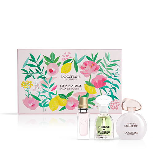 Fragrance Travel Collection