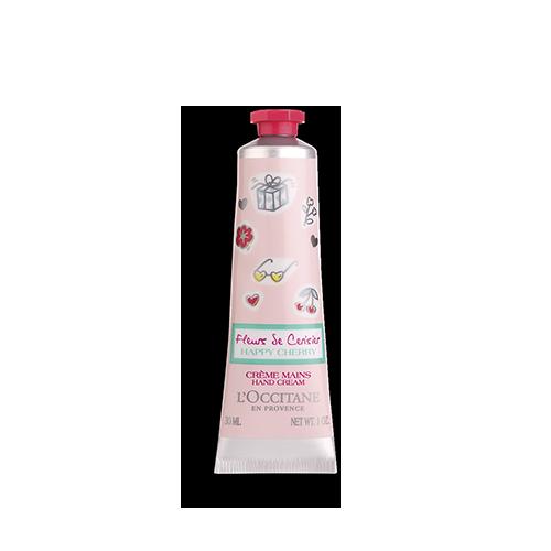 Happy Cherry Hand Cream