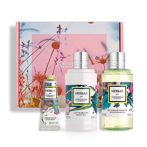 Herbae par L'OCCITANE Body Care Collection