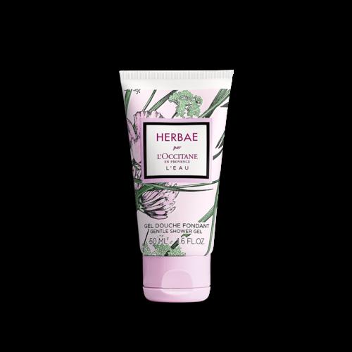 Herbae par L'OCCITANE L'Eau Gentle Shower Gel (Travel Size)