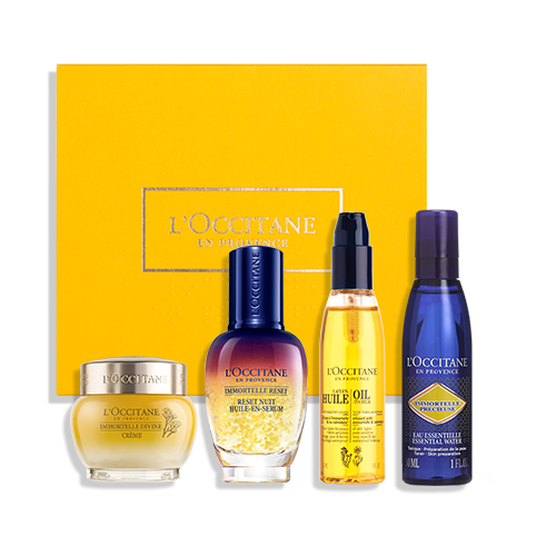 Immortelle Divine Reset Collection