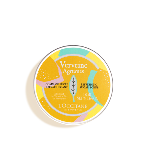 Limited Edition Citrus Verbena Granita Body Scrub