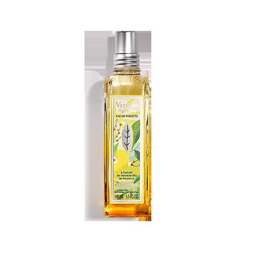 Limited Edition Design Citrus Verbena Eau De Toilette