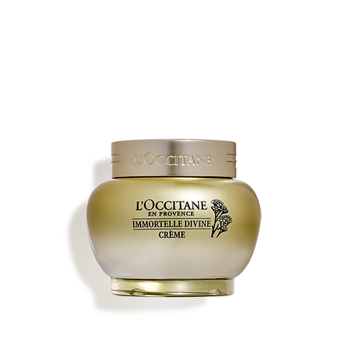 Limited Edition Immortelle Divine Cream