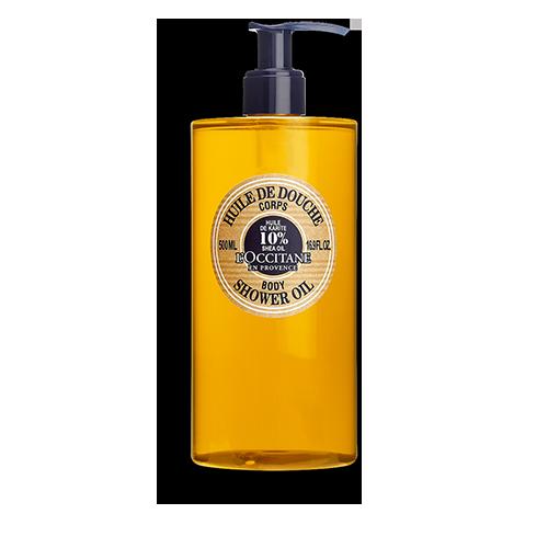 Luxury Size Shea Shower Oil
