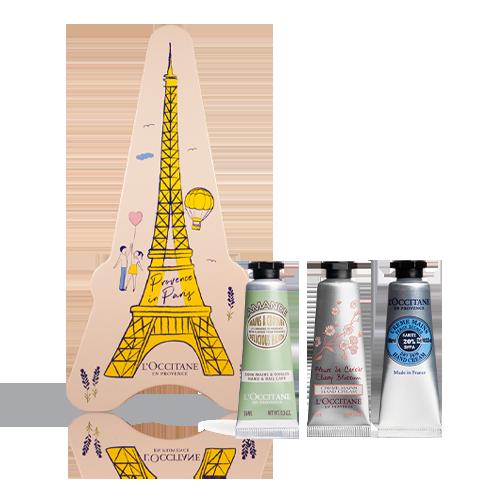 Provence in Paris Hand Cream Trio