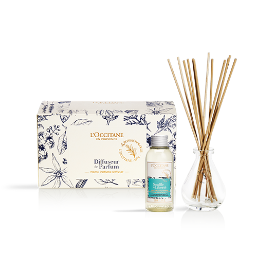 Revitalising Home Diffuser Set