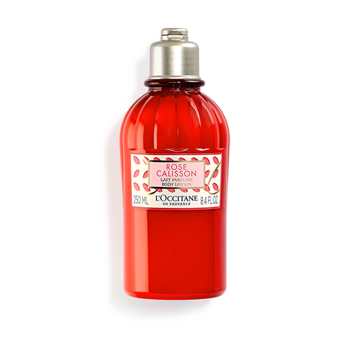 Rose Calisson Body Lotion