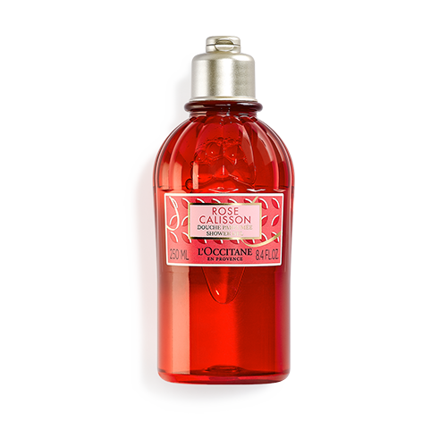 Rose Calisson Shower Gel