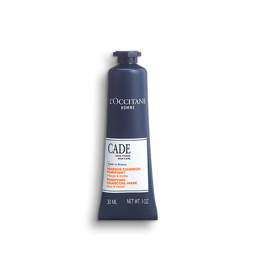 Cade Purifying Charcoal Mask