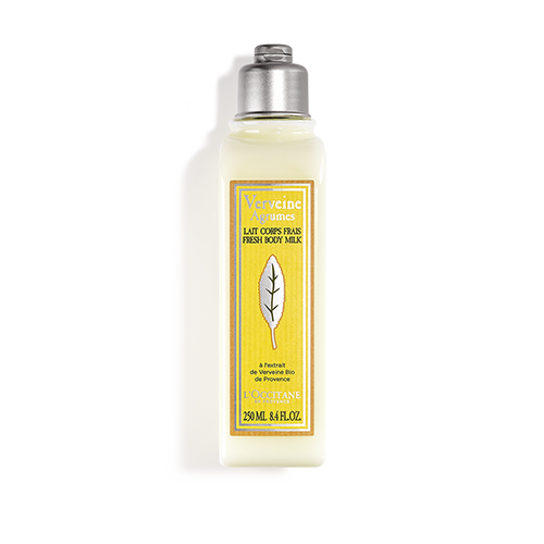 Citrus Verbena Fresh Body Milk