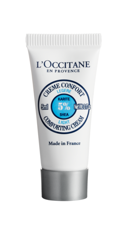 L'OCCITANE Shea Light Face Cream 5ML