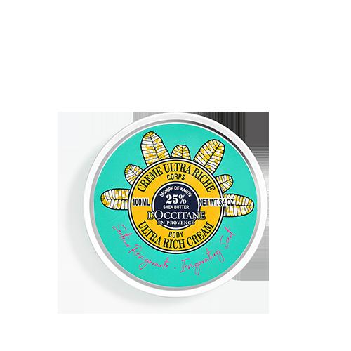Invigorating Shea Ultra Rich Cream