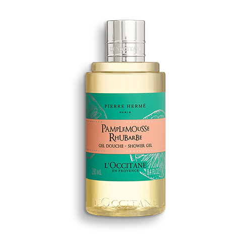 Pamplemousse Rhubarbe Shower Gel