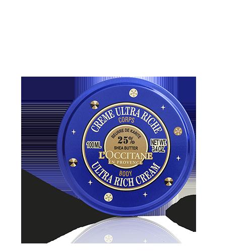 Shea Ultra Rich Body Cream Limited Edition