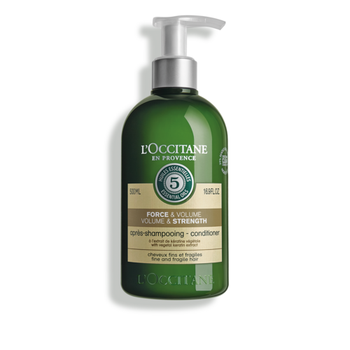 Volume and Strength Conditioner