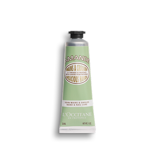 Almond Hand Cream 30 ml