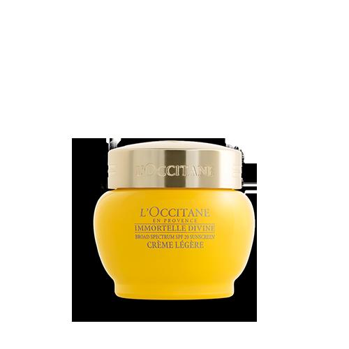 Immortelle Divine Cream light texture SPF 20