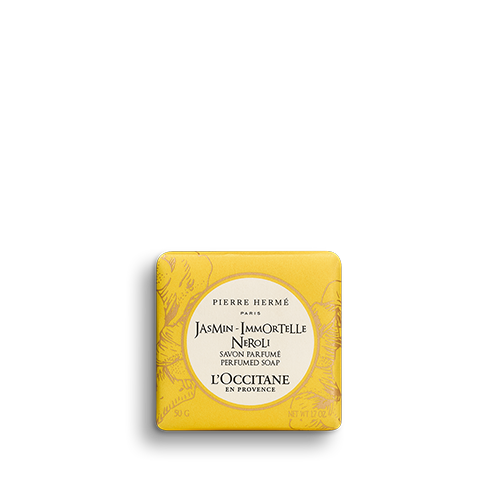 Jasmine Immortelle Neroli Perfumed Soap