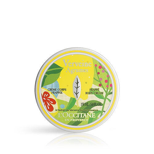 Citrus Verbena Limited Edition Frappé Body Cream